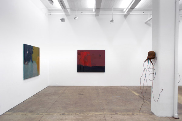 Tatiana Blass, Interview Johannes Vogt Gallery  Oct. 17 - Nov. 16, 2013