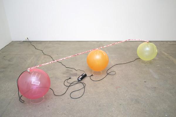 James Clark, res ipsa loquitur, 2014 Vinyl, neon, blackout paint, 19.68 x 115 x 25.5 inches (49.99 x 292.10 x 64.77 cm)
