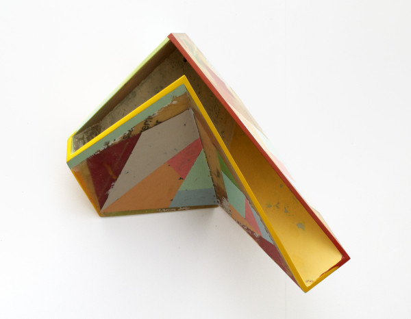 The Roof of Mouth, 1989Epoxy resin, fiberglass, paint over cardboard, 20 x 21 x 11 inches (50.80 x 53.34 x 27.94 cm)