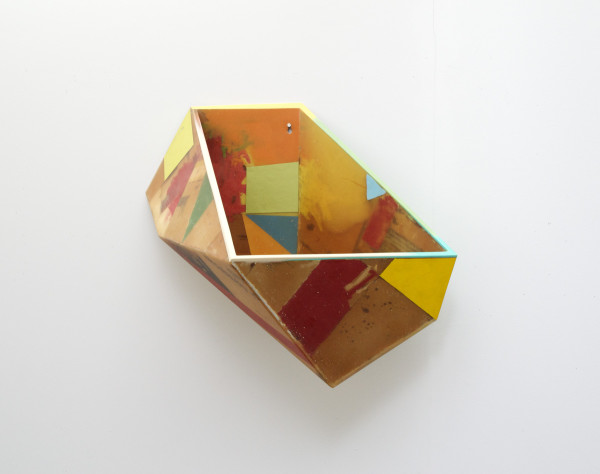 Untitled, 1989Epoxy resin, fiberglass, paint over polystyrene, 25 x 30 x 16 inches (63.50 x 76.20 x 40.64 cm)