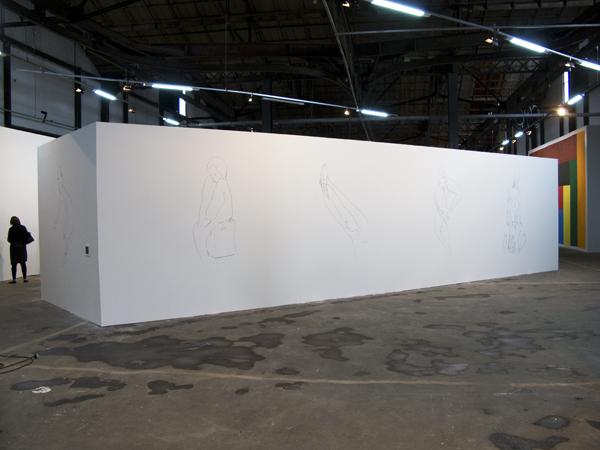 Cristóbal Lehyt, Installation View, 7th Mercosul Biennial, 2009 Porto Alegre, Brazil