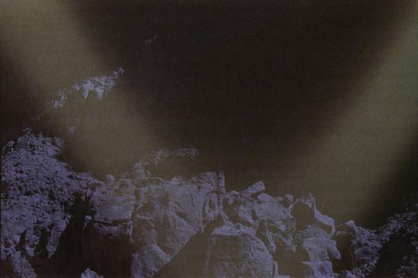 A.K. Burns,  Hard Rock, 2012 Digital C-Print,  44 x 34 inches