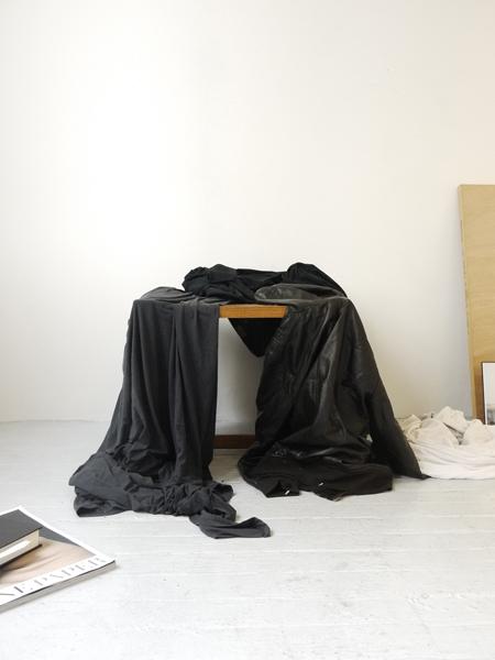 Paul Mpagi Sepuya,  Studio, after Tony, 2011 Digital c-print,  24 x 18 inches