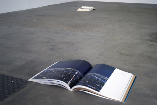 Amber Brown,  Untitled, 2012 Books,  Dimensions variable