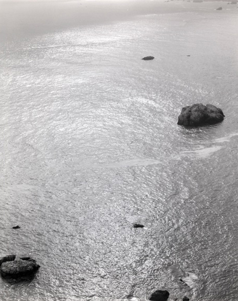 Arthur Ou,  Untitled (Point Reyes), 2011 Gelatin silver print,  8 x 10 inches