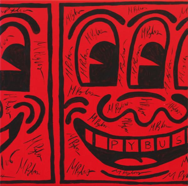 Michael Pybus Thumbnail Painting