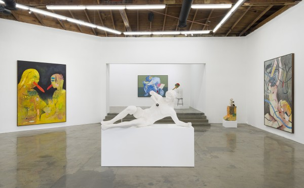 INTERIOR, DAY (A DOOR OPENS), Depart Foundation Los Angeles, CA, 2015