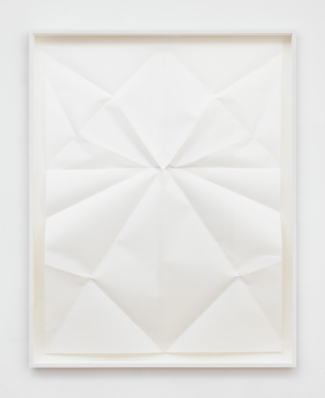 Gonzalo Lebrija, Albali, 2016, Paper, 59 x 45 1/4 inches (150 x 115 cm)