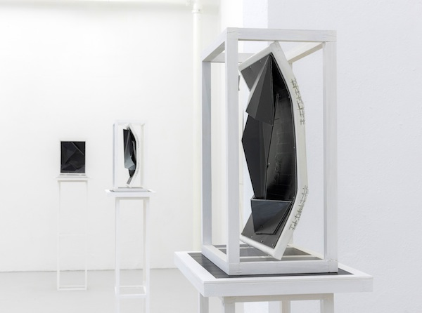 Florian Schmidt, In-Dis-Appearance, Installation ViewGalerie für Gegenwartskunst - E-Werk, Freiburg, Germany, 2015