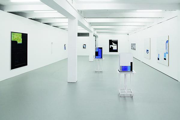 Florian Schmidt, Correspondance, Installation ViewKunsthalle Krems, 2013
