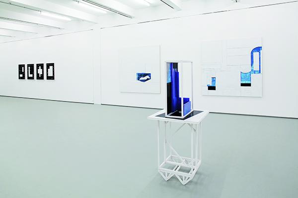 Florian Schmidt, Correspondance, Installation View Kunsthalle Krems, 2013
